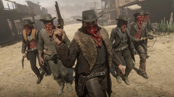 Red Dead Online Now Available As A Separate Game For 5 Techspot