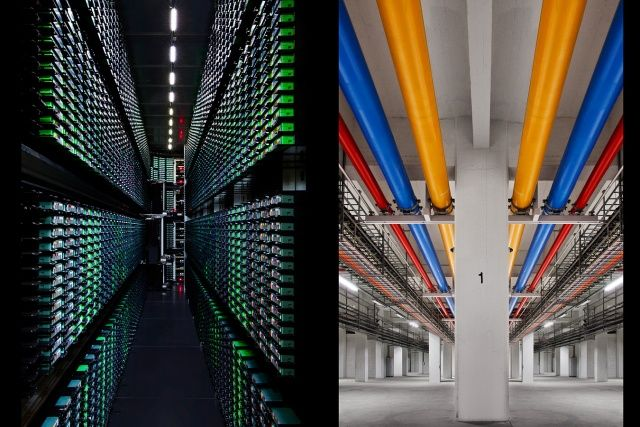 Google Data Centers -15