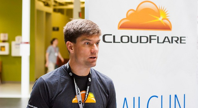 Cloudflare at Partner Palooza