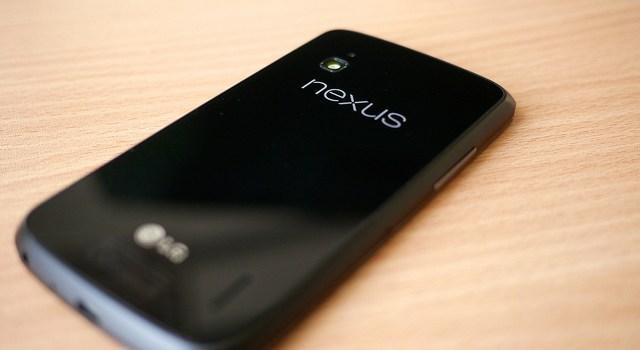 Nexus 4 Black