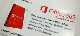 Office 365 storage increased