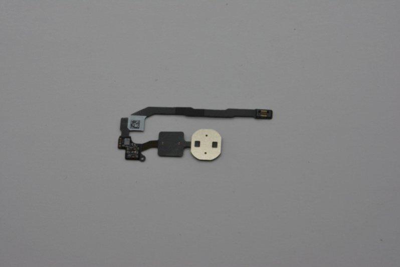 Leaked image of iPhone 5S fingerprint scanner - 1