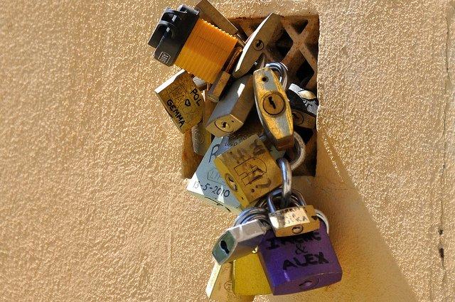 Multiple locks for safety