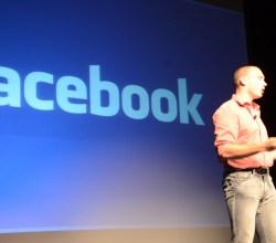 A facebook event at Mozcon