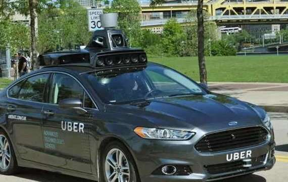 Women lost a life after strucked by self driving car of uber in US