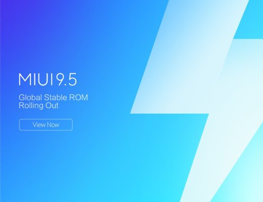 MIUI 9.5.8.0 Redmi Note 4