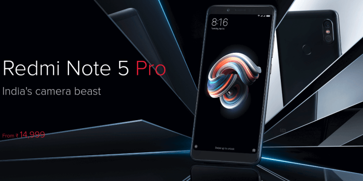 Redmi Note 5 Pro And Mi LED Smart TV 4 Price Increased By Xiaomi