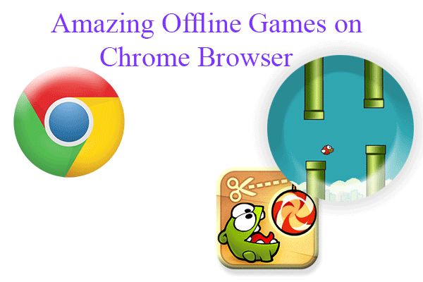 5 Best Google Chrome browser games to play offline for Free