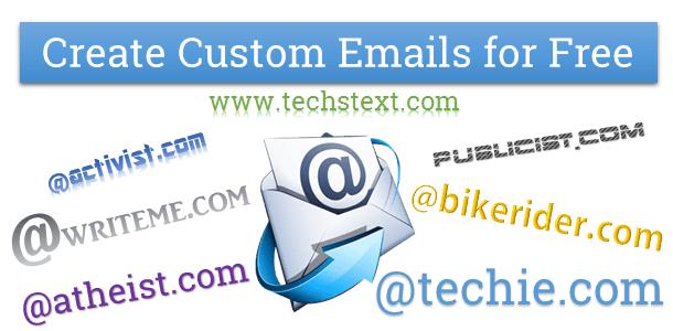 create-Free-custom-email-address