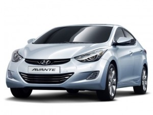 Hyundai Avante Car Features Specifications