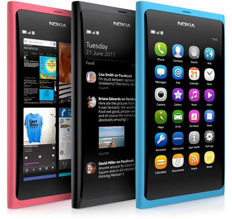 nokia n9 features