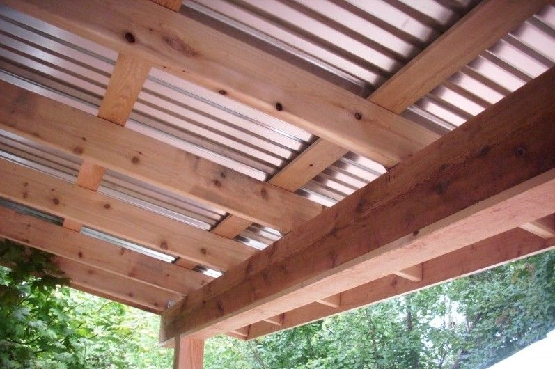 lvl be used in porch roof framing