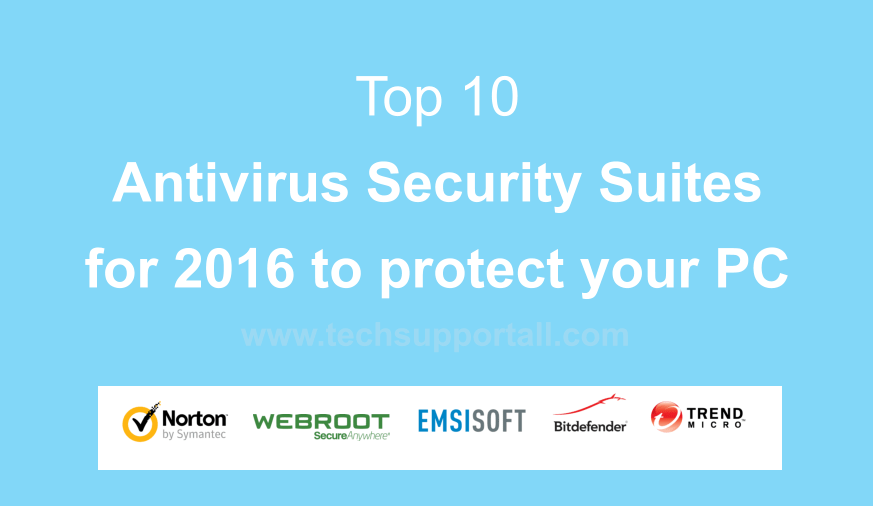 Windows Software Security Best 10 What