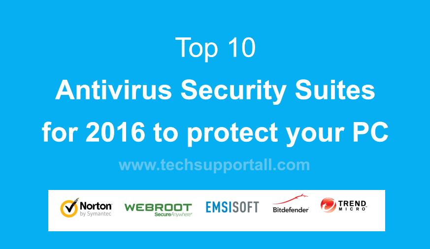 Top 10 Pc Security