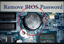 How to Remove BIOS Password on Computer