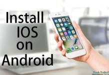 Install iOS ROM for Android Devices