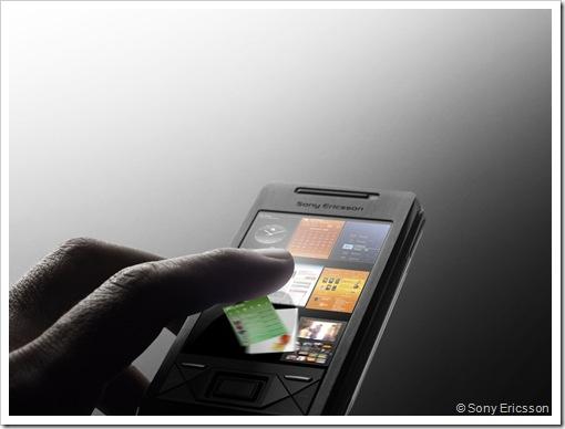 Sony_Ericsson_XPERIA_X1a_Panels