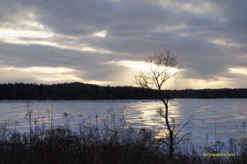 Winter at St Margarets Bay