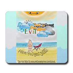 Cloud Computing Mousepad
