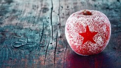 Apple - christmas wallpapers download