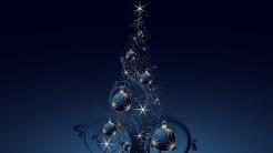 Night Balls - hd christmas wallpapers