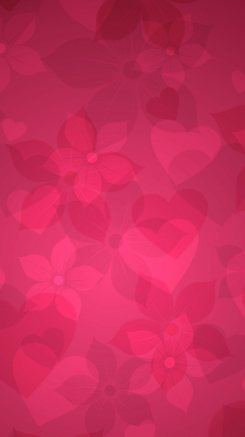 Hearts - HD Wallpapers for iPhone