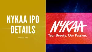 Nykaa IPO Details