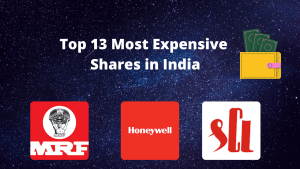 Most Expensive Shares in India
