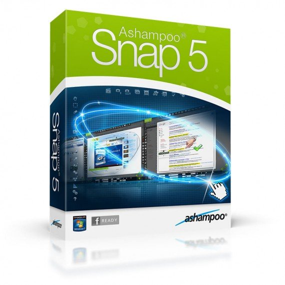 Get Ashampoo Snap 5 full version for free