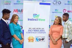 InstinctWave ISO Certification