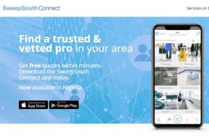 SweepSouth Connect