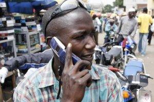 A GSM user