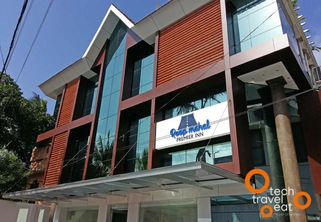 Hotel Roop Mahal, Trivandrum