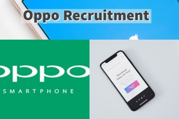 OPPO Recruitment Drive