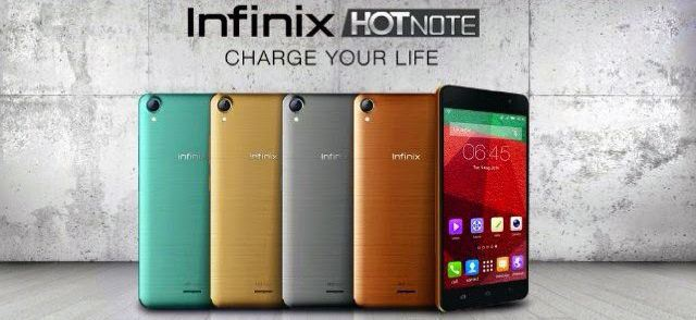 INFINIX HOT NOTE X551 SPECIFICATIONS OVERVIEW - Jumia Blog Kenya