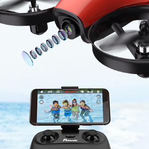 WiFi Transmission with HD Camera