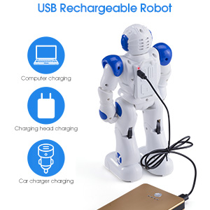USB Charging Robot Toys