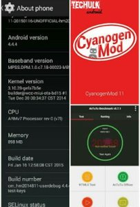 CyanogenMod for redmi 2