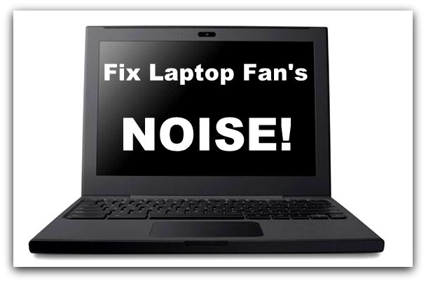 fix laptop fan