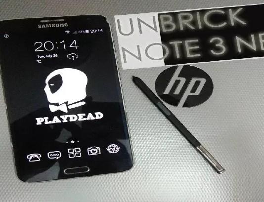 Unbrick Samsung Galaxy Note 3 Neo