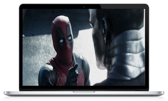 WEBRip Screen Of DeadPool