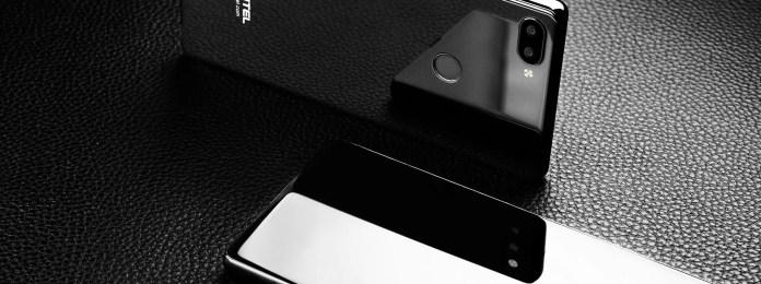 Design | Oukitel MIX 2 Review