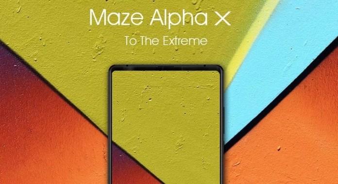 Design   Maze Alpha X Review
