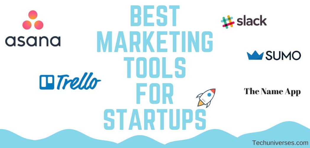marketing tools for startups
