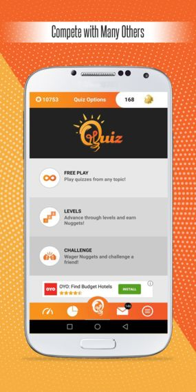 Quiz Pursuit App