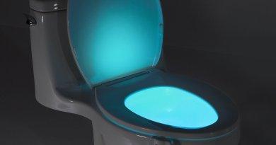 automated bathroom gadgets