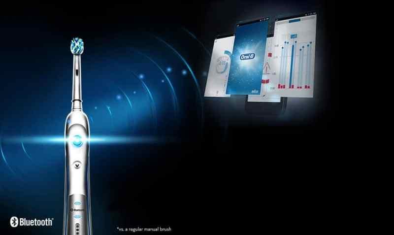 Oral-B Bluetooth Toothbrush