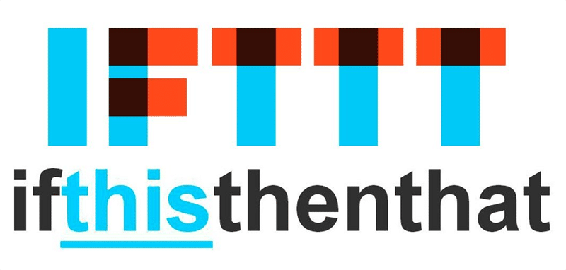 Home Automation IFTTT recipes
