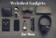 Weirdest Gadgets for Men