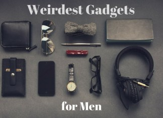 Weirdest Gadgets for Men